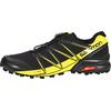 Salomon Speedcross Pro Trailrunning Shoes Men black/black/corona yellow
